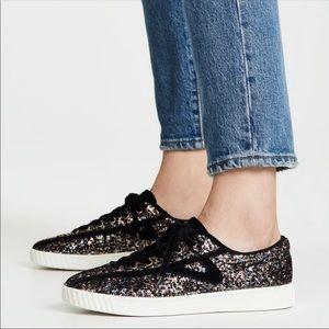 Tretorn Women's Camden Glitter sneakers